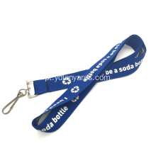 Atacado Price Price Eco-friendly RPET Lanyards