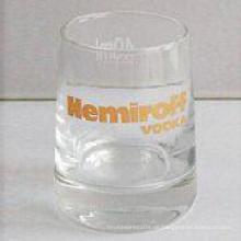 OEM Logo Druck Schnapsglas