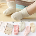 2019 Baby  infant terry towel special design winter bed socks