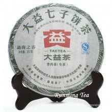 "2011 Dayi Menghai Té Fábrica ""Menghai Zhi Chun"" (Menghai Primavera) Raw Pu Er Pastel Cake Puer 357g / pastel"