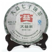 "2011 Dayi Menghai Tea Factory "" Menghai Zhi Chun""(Menghai Spring) Raw Pu Er Cake Puer Cake 357g/cake"