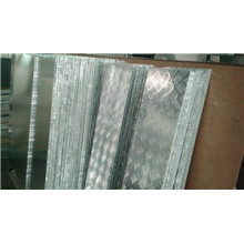 Anti Skidding Aluminum Honeycomb Panel for Floors