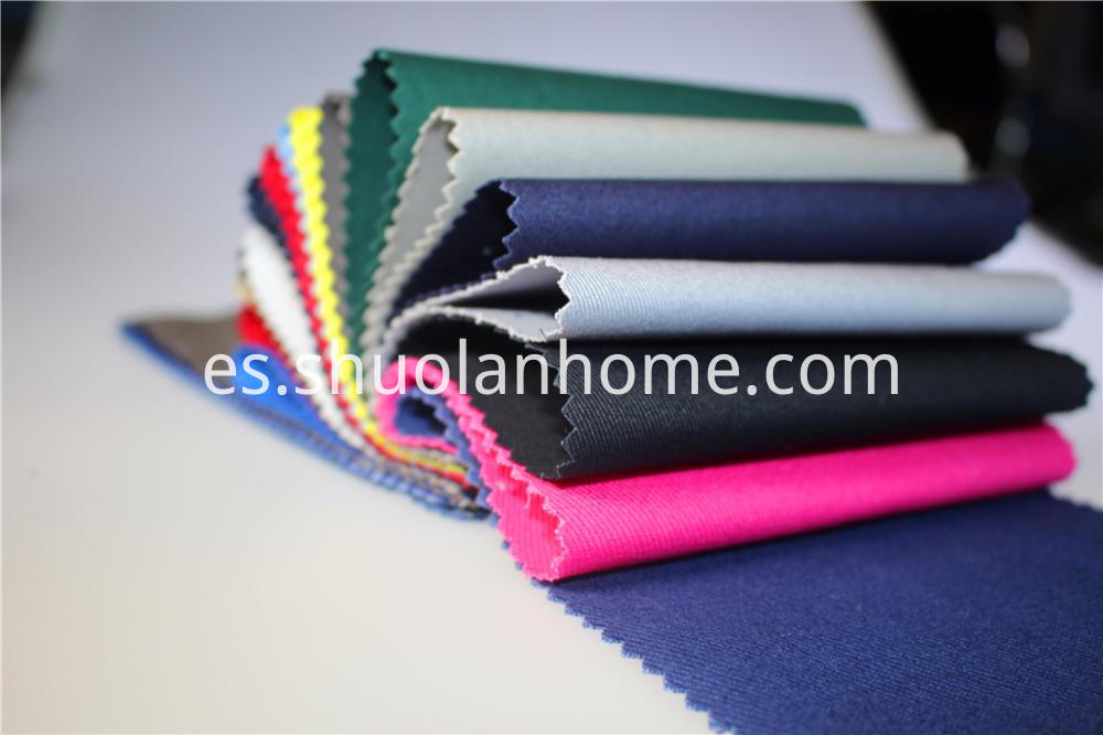 Polycotton Woven Dyed Fabric