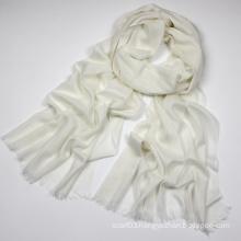 Ladies solid 100 viscose scarf
