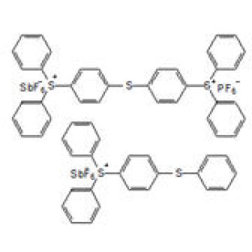 Gemischte Triarylsulfoniumhexafluorphosphatsalze CAS 74227-35-3