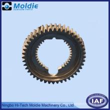 Engrenage roue fabrication par moulage Zamak sous pression