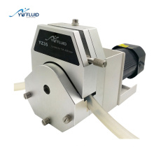 YWfluid High flow rate Dosing peristaltic pump for Laboratory equipment liquid transferring dosing and metering