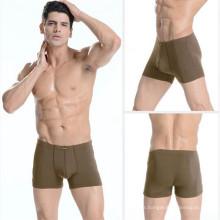 Nouvelle marque Confortable Sexy Sports pour hommes Sports Boxer Underwear
