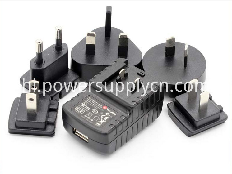 12v2a Usb Socket Us Uk Eu Au Plugs