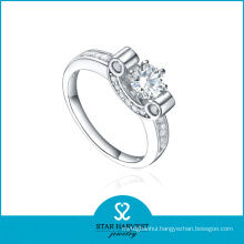 OEM Accepted Cross 925 Sterling Silver Ring Design (R-0492)