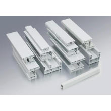 80mm Sliding Windows and Doors PVC Profiles