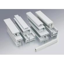 Profilés PVC pour fenêtres et portes coulissantes de 80 mm