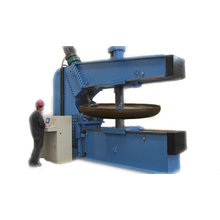 SHUIPO CNC Dished Head Spinning Machine