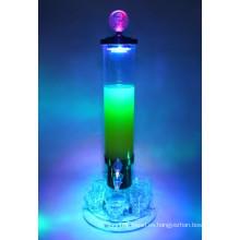 2.2L Dispensador de Cerveza LED con Pilas