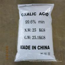 Ácido oxálico 99,6% Marca Min Sinochem
