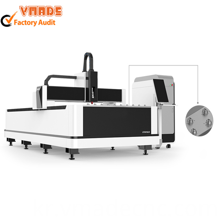 Fiber Laser Cutter MACHINE
