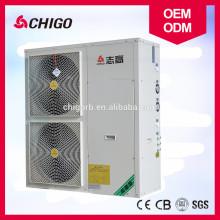 Pompe à chaleur solaire de type monobloc économiseur d'énergie pour la zone froide -25degc