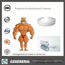 Polvo de esteroides anabólicos de calidad superior de Trenbolone Hexahydrobenzyl del carbonato de los esteroides anabólicos de la fuente