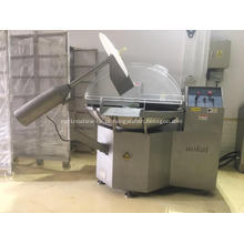 Máquina de processamento de salsichas de cortador de tigela