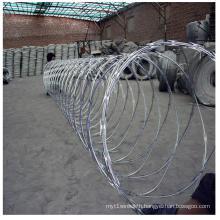 Low Price Concertina Razor Wire/Razor Barbed Wire ISO9001 Factory (YND-M-LPC)