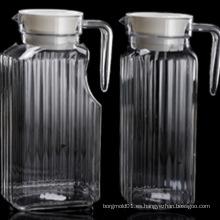 OEM personalizado plástico jugo de jugo jarra molde 2018 nuevo diseño plástico jugo de jugo jarra molde empresa