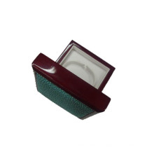 Boîte de montre unique en bois laqué en gros (BX-WPL-WS)