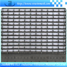 Hest-Resisting Stainless Steel Crimped Wire Mesh