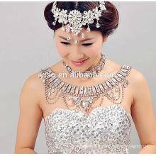 Courroie de soutien-gorge de diamant nuptiale