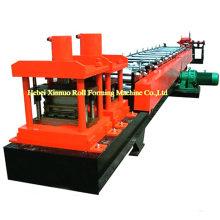 Fournisseur d'or fabrication rouleau de chemin de câbles en acier inoxydable formant la machine