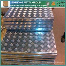 Heißer Verkauf 2218 Aluminium Checkered Plate