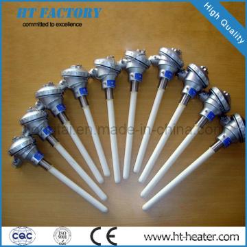 Thermocouple en céramique type K pour haute température