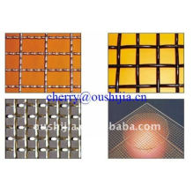 SUS Crimpled Wire Mesh(factory&exporter)