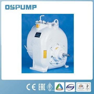 SP-6 serie autocebante bomba de aguas residuales sin obstrucción eje óptico cabeza de la bomba