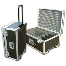 Flight Case with Wheels and Trolley