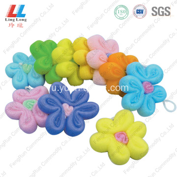 New Style Bath puff Ball mesh bath sponge