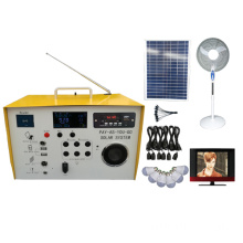 40w Solar top-up home system
