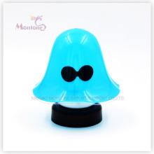 Lumière tactile de forme de fantôme mignonne