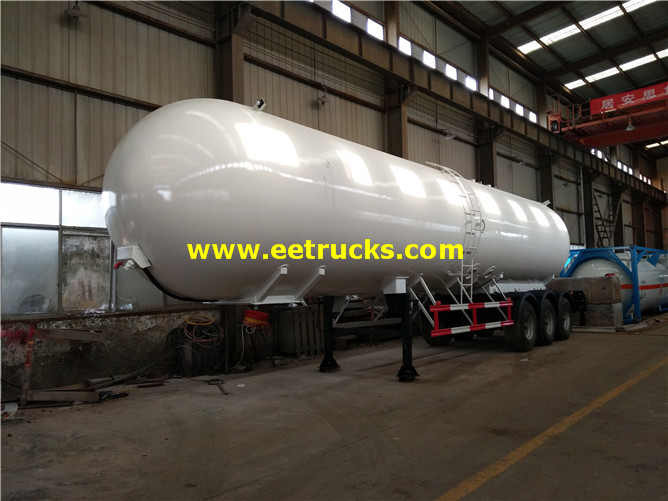 LPG Gas Delivery Trailers