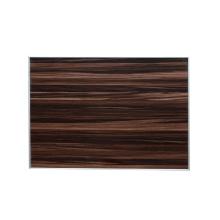 1mm Woodgrain PVC Sheet for Furniture Coating (many colors)