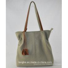 Hotsell Fashionable Designer Leisure Leather Lady Handbag (ZX10022)