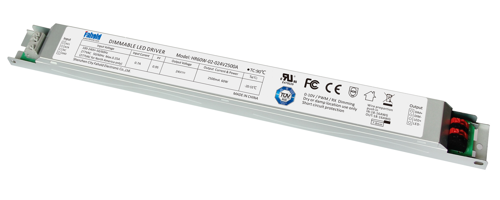 led linear driver