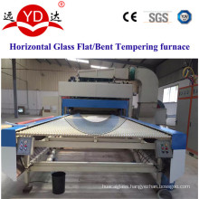 Glass Heat Tempering Furnace for Low-E Soft/Tough Glass