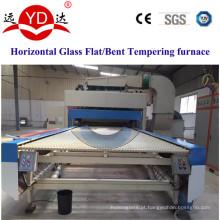Forno de têmpera de calor de vidro para vidro macio e resistente de baixa emissividade