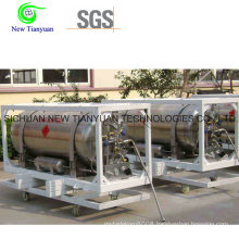 LNG Cylinder, 450L Welded Thermal-Insulation Cylinder