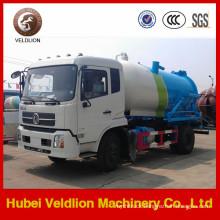 12000 Liter Capacity for Vacuum Sewage Suction Truck
