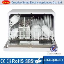 Máquina de lavar louça elétrica de aço inoxidável autônoma de alta velocidade