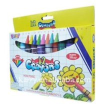 metallic crayon