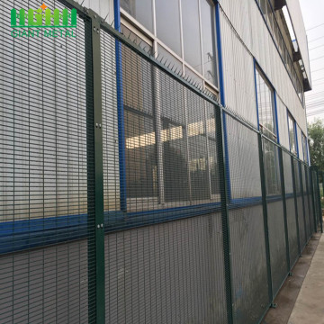 High+Quality+PVC+Coated+358+Security+Fence