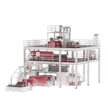 Máquina de producción de tela no tejida de renombre