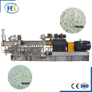 Extrudeuse de fabrication de granulés en plastique TPU TPR Tpo pour Masterbatch en couleur